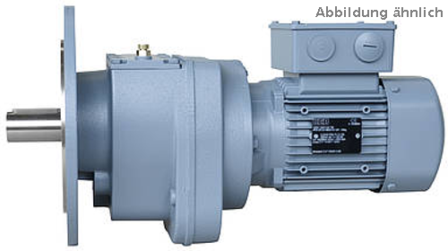 KEB Stirnradgetriebemotor